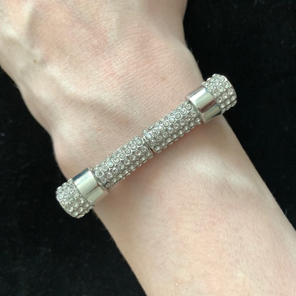 🤩🔥Gorgeous Delicate - Very Shiny Crystals Bangle